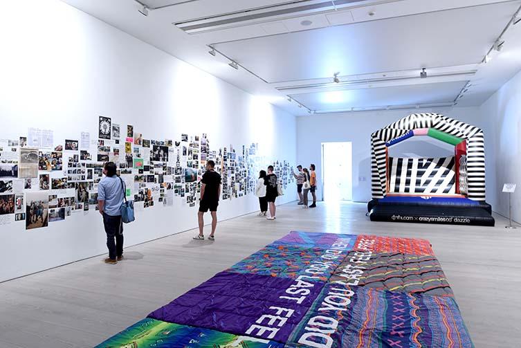 Installation View, Vinca Petersen
