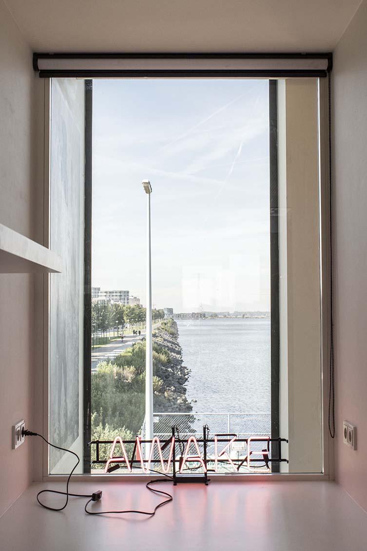 SWEETS bridge house design hotel Amsterdam