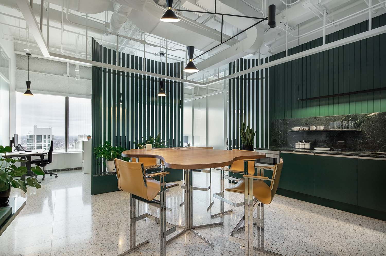 Consulate General of Switzerland Chicago by HHF and Kwong Von Glinow