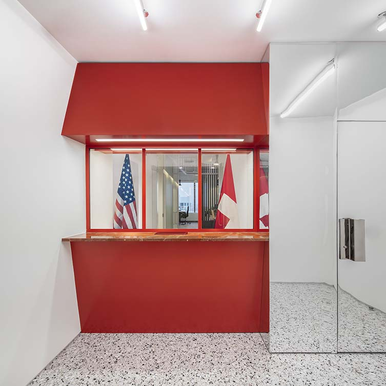Swiss Consulate Chicago