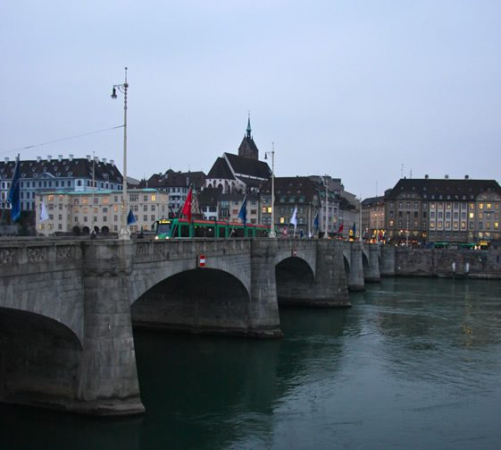 Basel & Zurich, Part One