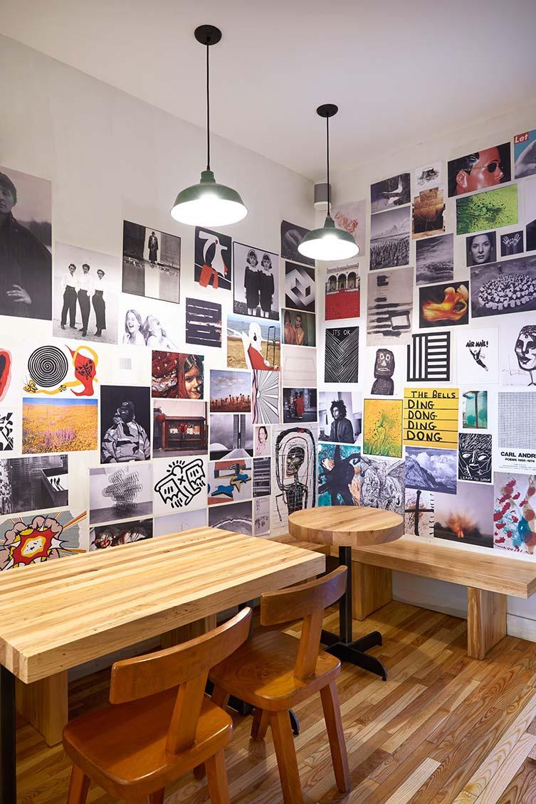 SYNONYM Hamilton, Ontario, is a café, restaurant, art and