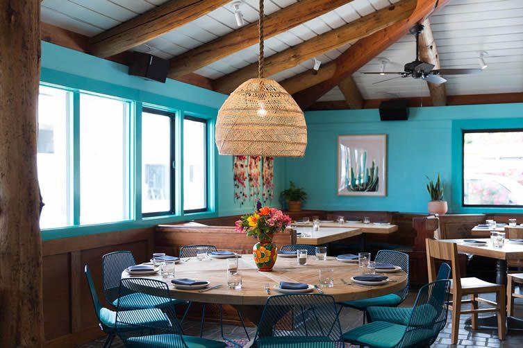 Tallula's Santa Monica Canyon, Tallulas Restaurant Santa Monica California