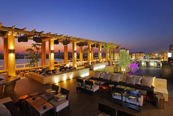 Cairo restaurants restaurants in cairo egypt auto design for Terrace hilton zamalek