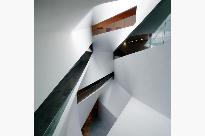 Tel Aviv Museum of Art, Herta and Paul Amir Building