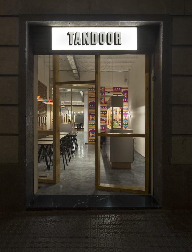 Tandoor Barcelona