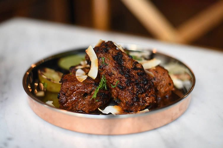 Tandoor Chop House by Ennismore London