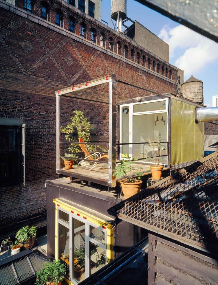 LOT-EK, Guzman Penthouse