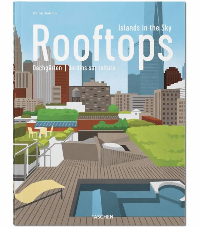 Rooftops: Islands in the Sky, Taschen