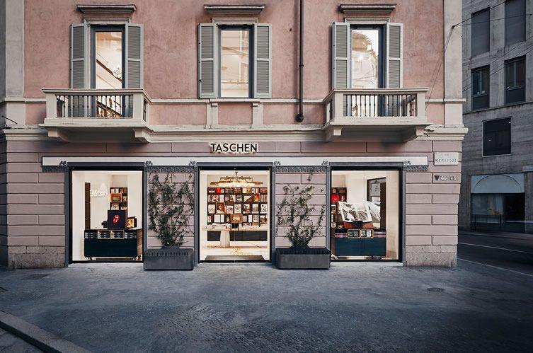 TASCHEN Store Milan