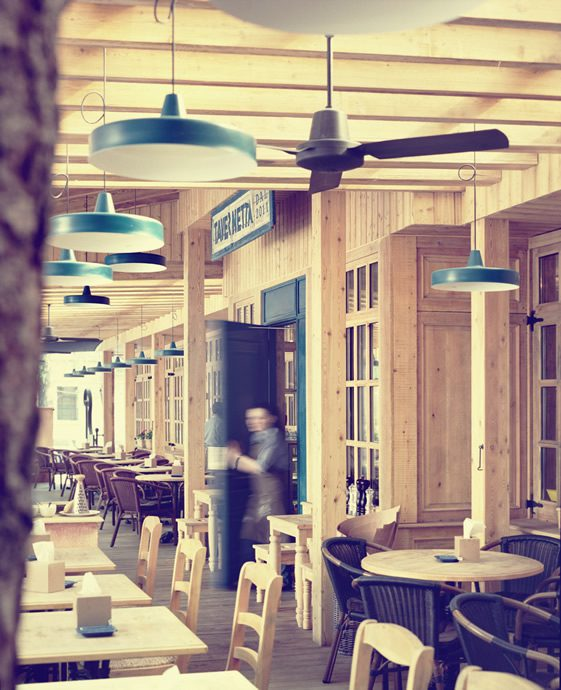Tavernetta, Odessa