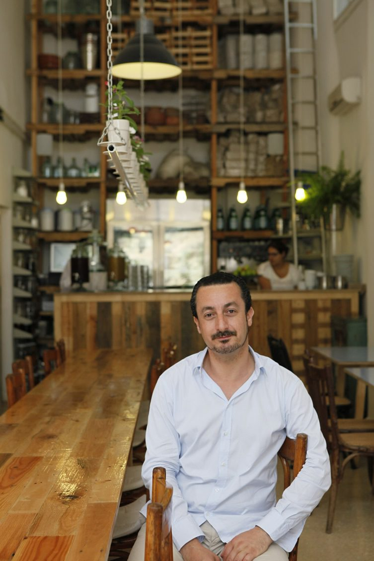 Kamal Mouzawak's Souk el Tayeb, Lebanon