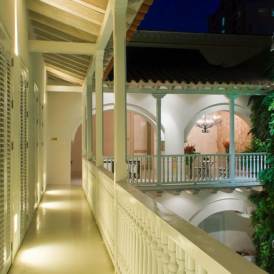 The Tcherassi Hotel + Spa, Cartagena