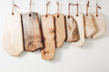 Temper Studio, PLANE Serving Boards