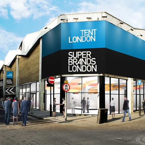 Tent & Super Brands London