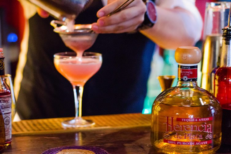 Tequila & Mezcal Fest at Spitalfieds, London