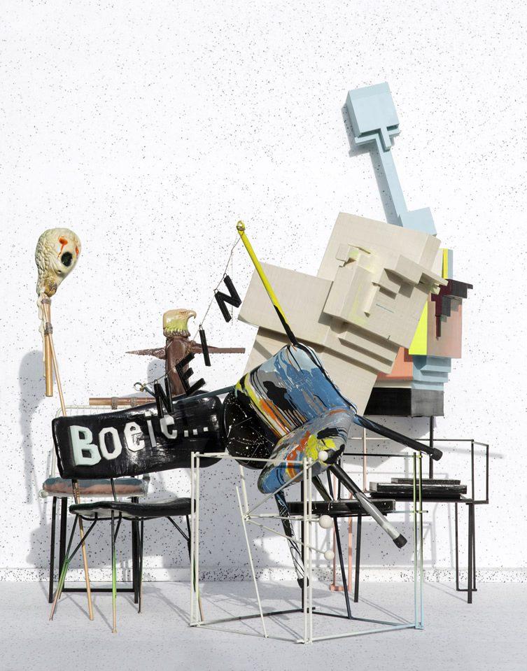 Tessa Koot— The Sorry Collection, Milan Design Week 2014