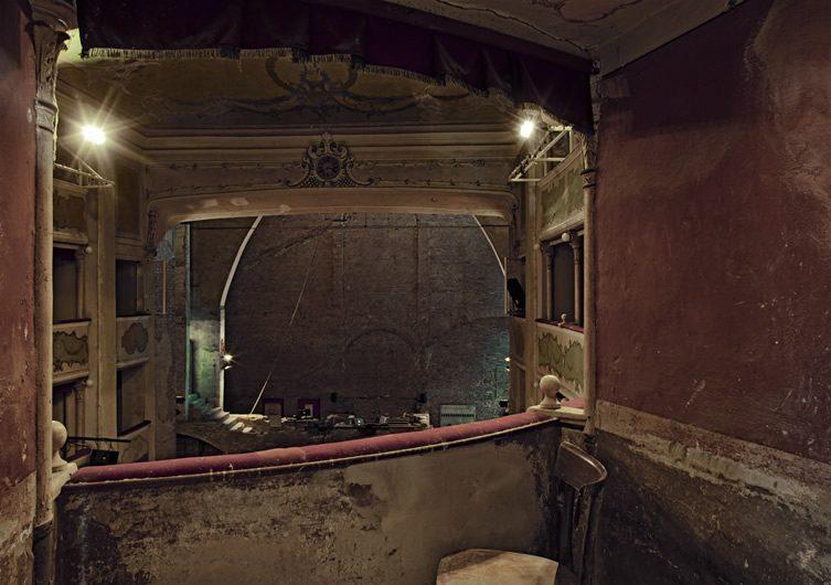 Theater Tanslation, Alessandro Rizzi