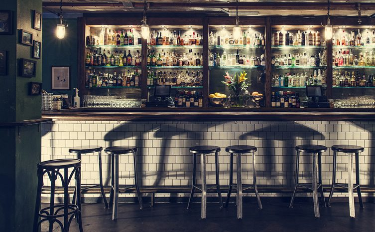 The Barber Shop Cocktail Bar Sydney