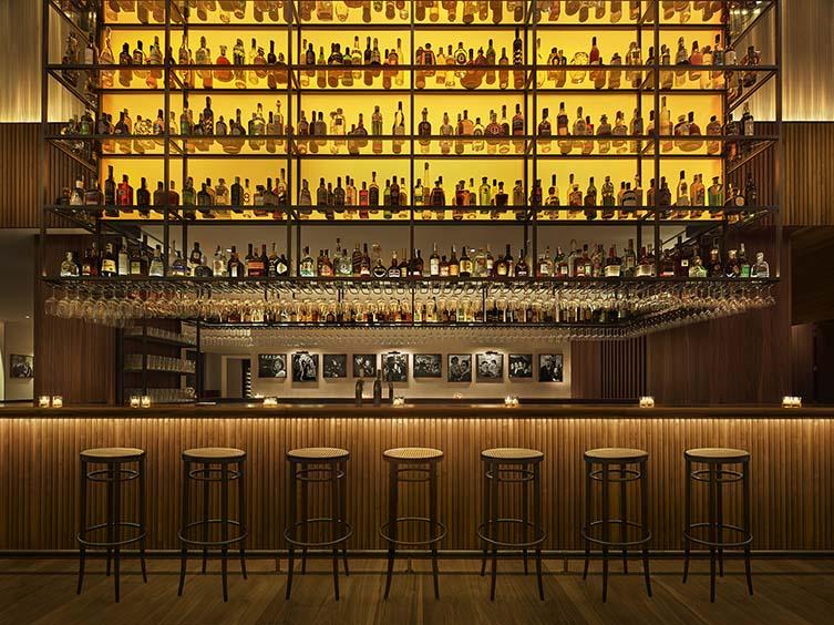 Bar Veraz at The Barcelona EDITION.