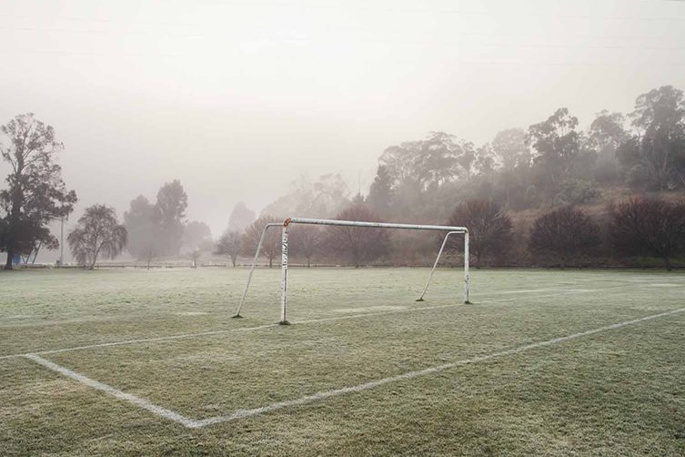 The Beautiful Game, Simon Harsent