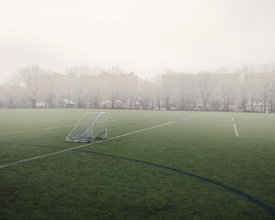 The Beautiful Game, Simon Harsent