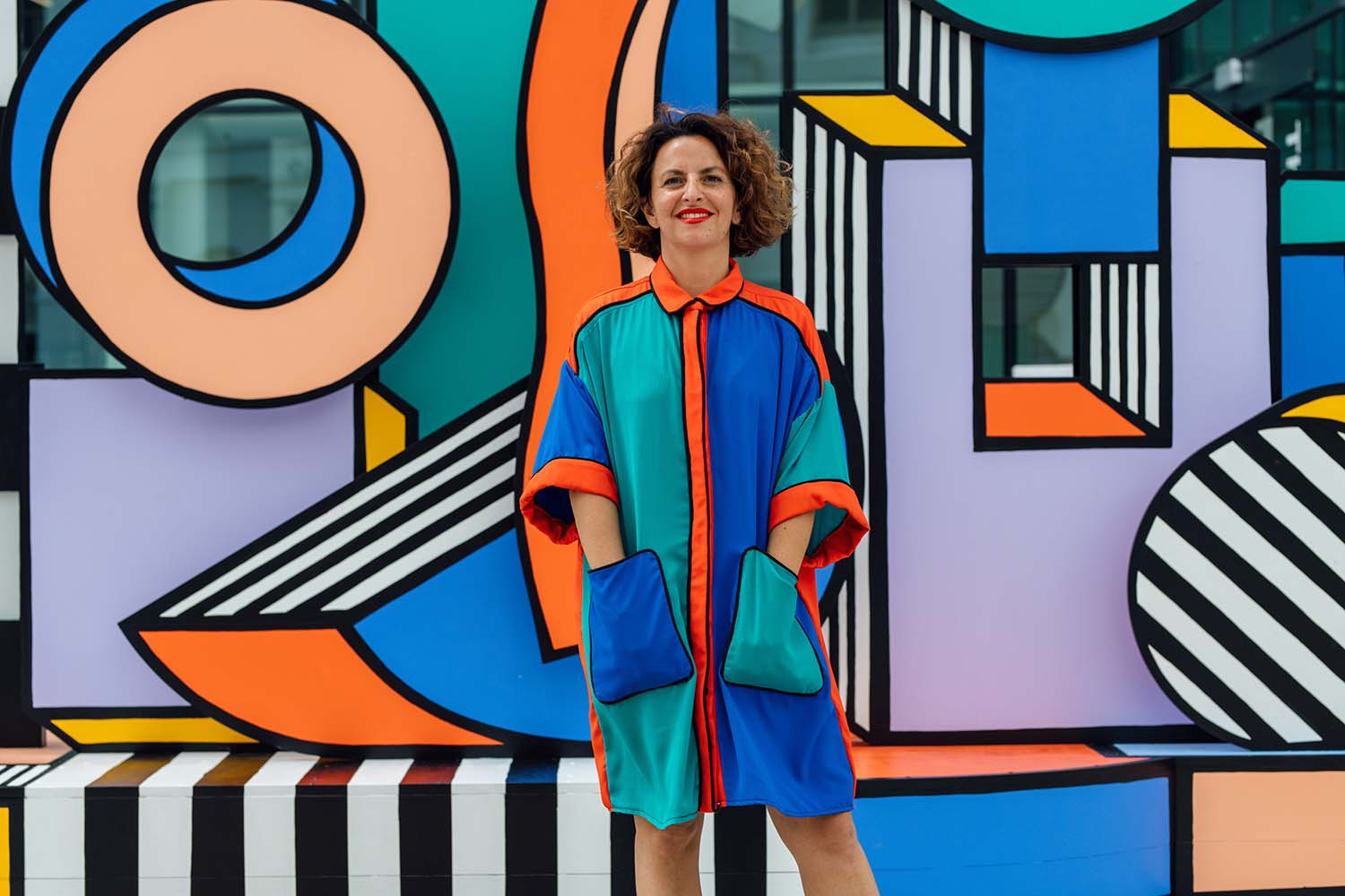 Camille Walala, Putting Things In Perspective at The Box Plymouth