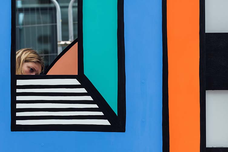 Camille Walala, Putting Things In Perspective