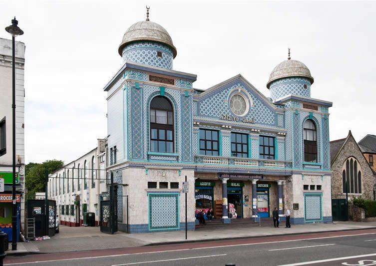 The Aziziye Mosque London
