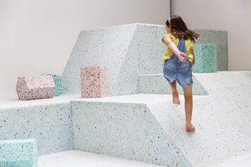 The Brutalist Playground at the RIBA Architecture Gallery
