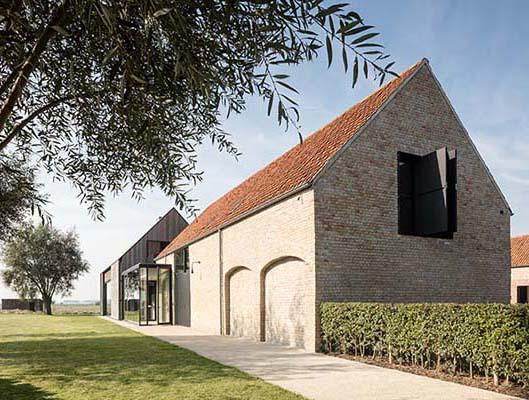 The Bunkers Knokke-Heist, Belgium Design Hotel. Govaert & Vanhoutte, Anversa, and eon Van Haesebrouck