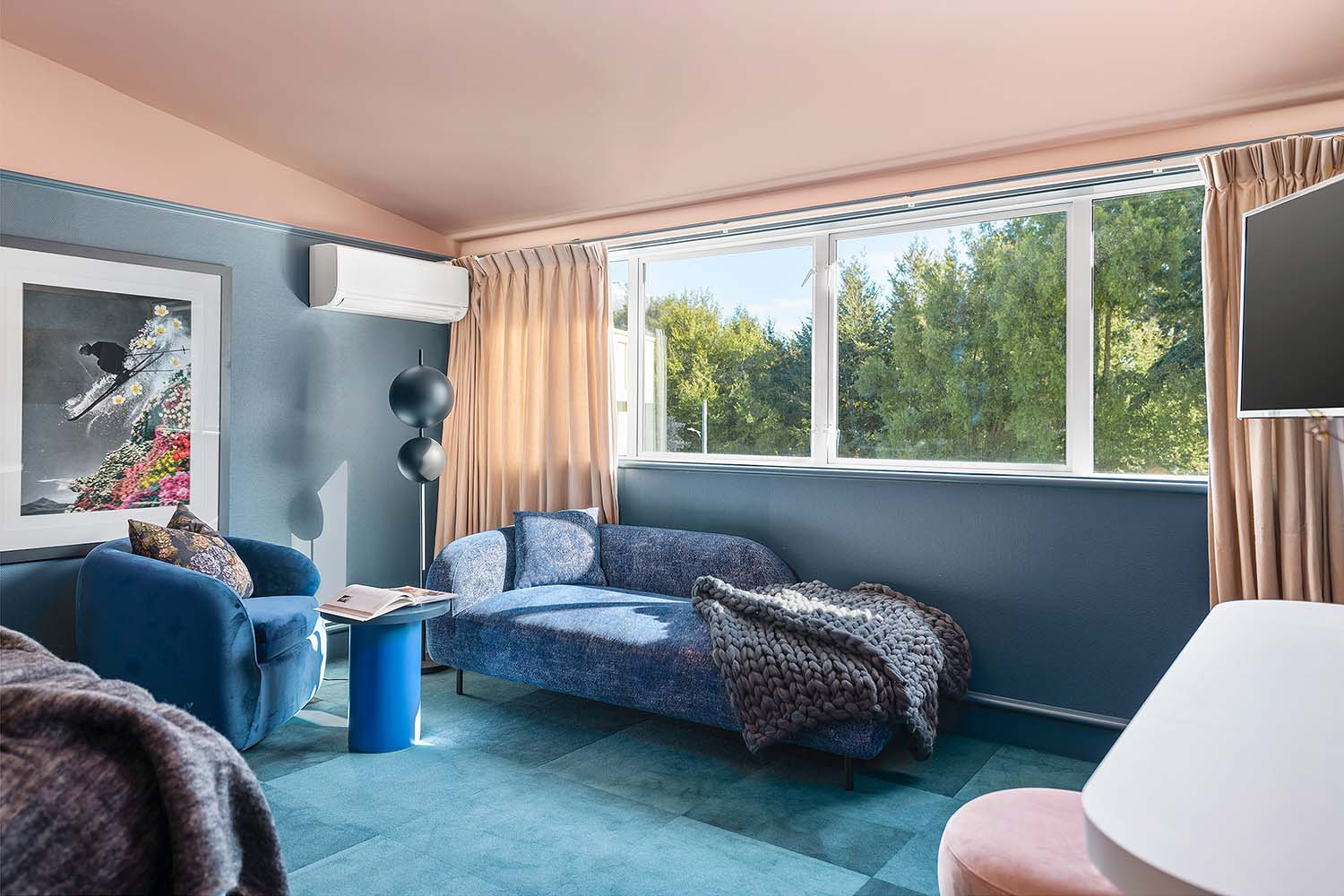 The Central Queenstown Design Hotel by Naumi Hotels, New Zealand