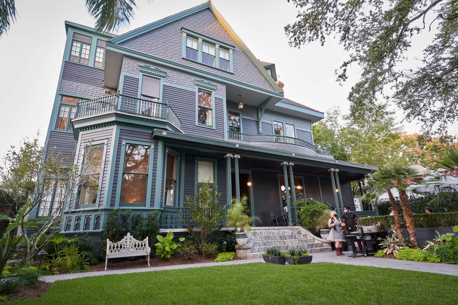 The Chloe New Orleans Design Hotel in the Garden District by Sara Ruffin Costello