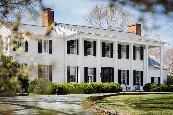 The Clifton Charlottesville, Virginia Boutique Hotel, Clifton Inn