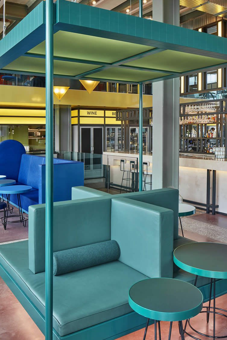 The Commons at The Student Hotel, Maastricht