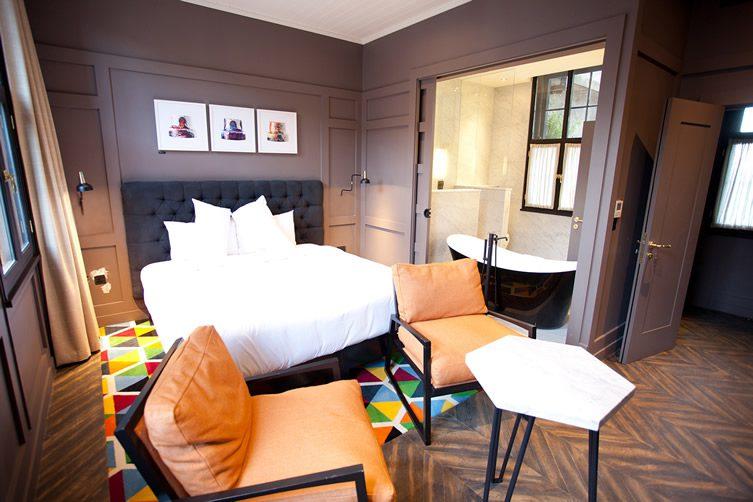 The Dean Hotel Dublin