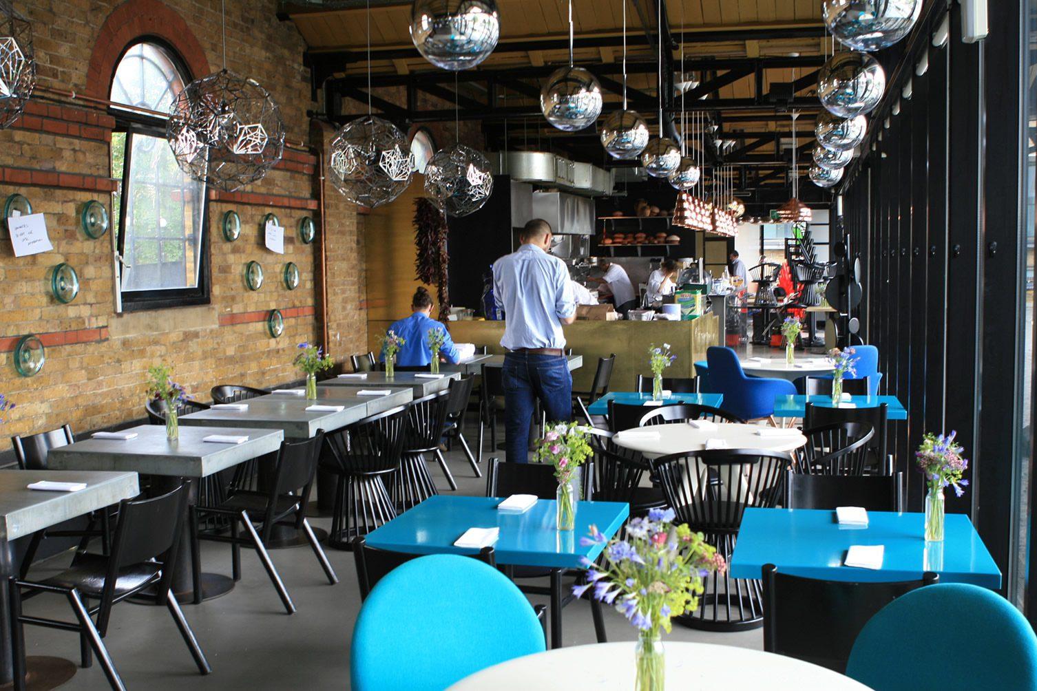 Dock Kitchen Portobello Docks London