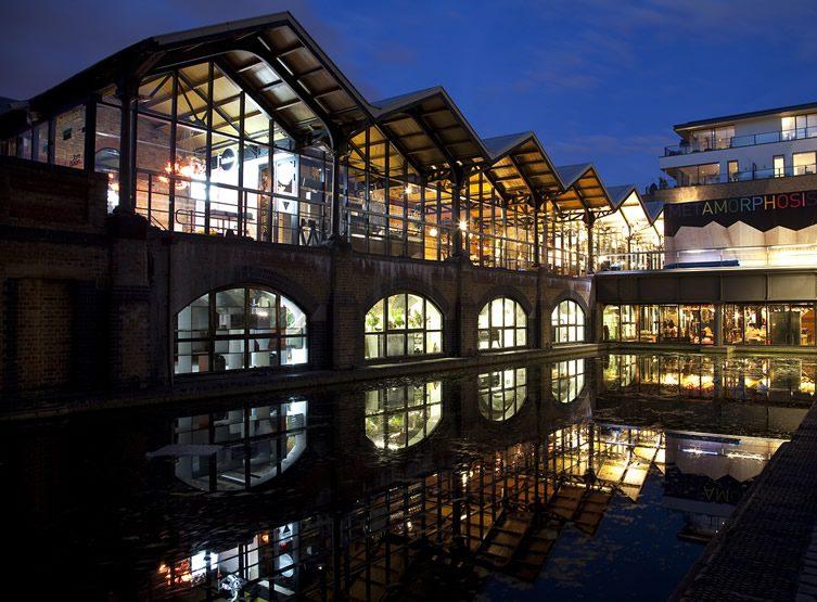 The Dock Kitchen — Portobello Docks, London