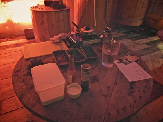 The Foragers' Wild Food Pop-Ups