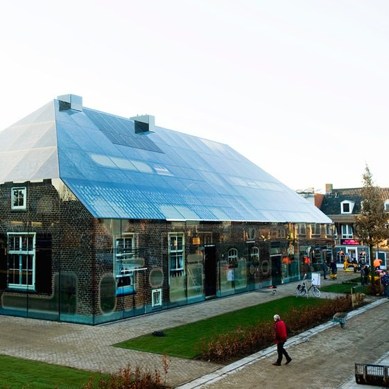 MVRDV Glass Farm