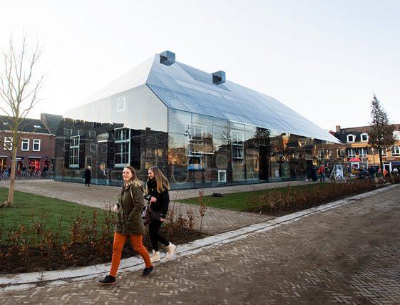 MVRDV Glass Farm