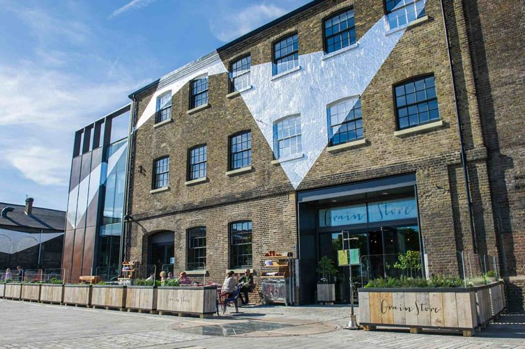 Grain Store, Kings Cross, London