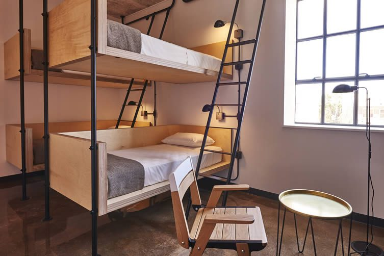 The Hollander Hostel Grupo Habita Chicago