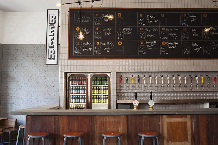 Craft Beer Watering Holes
