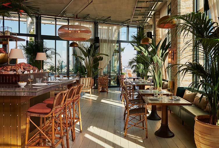 The Hoxton Southwark, South Bank Design Hotel by Ennismore Design Studio