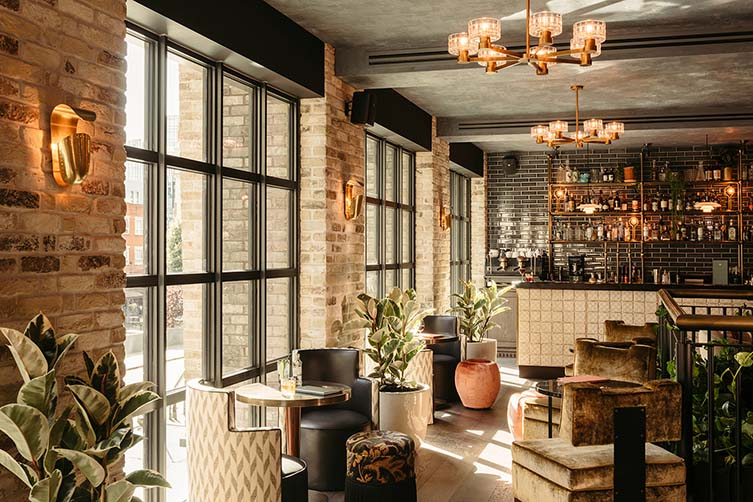 The Hoxton Southwark, South Bank Design Hotel by Ennismore Design Studio