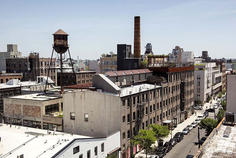The Hoxton Williamsburg, Brooklyn Design Hotel by The Hoxton/Ennismore Design Studio