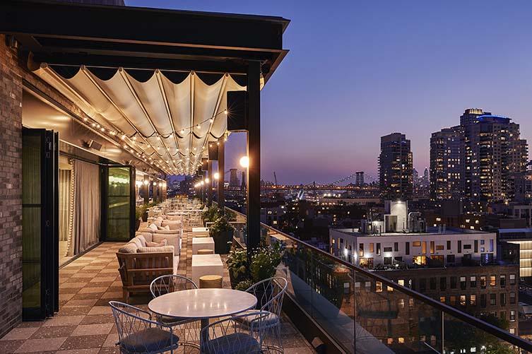 The Hoxton Williamsburg, Brooklyn Design Hotel by The Hoxton/Ennismore Design Studio
