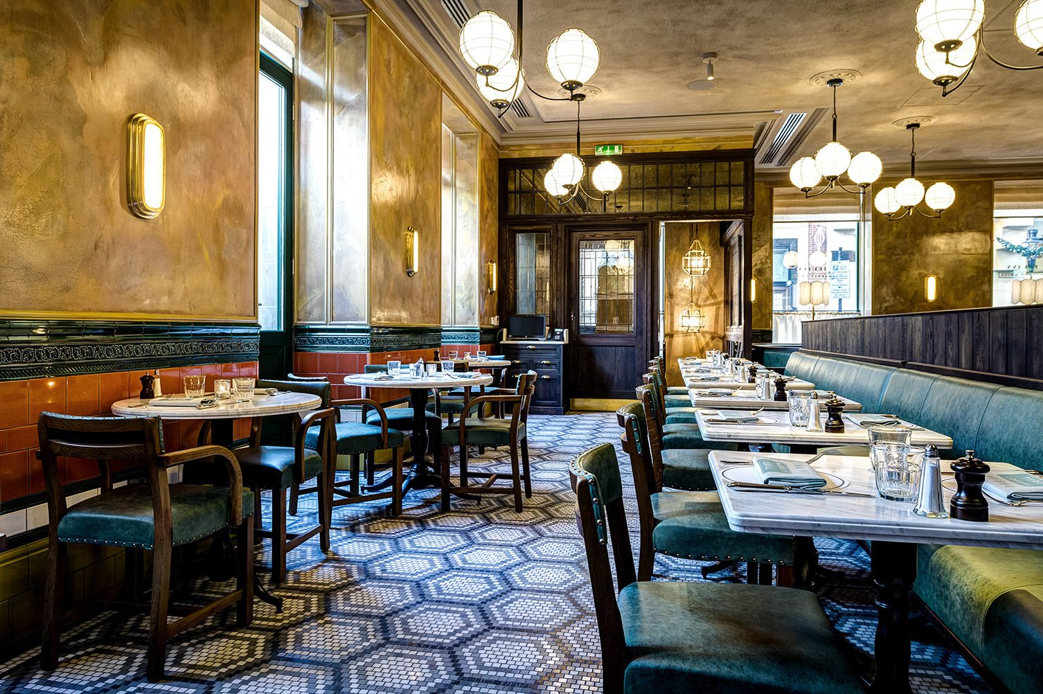 The Ivy Market Grill Covent Garden London