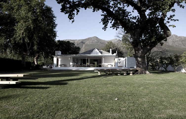 Maison Estate, Franschhoek, South Africa